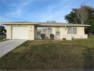 Port Charlotte Single Family Home For Sale: 2555 Baltic Ave