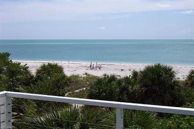 Captiva Condo/Townhouse For Sale: 640 Gulf Ln #4