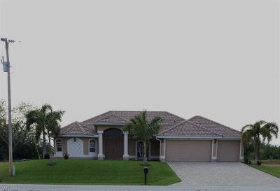 Cape Coral Single Family Home For Sale: 2008 NW 2nd Ave
