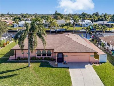 Cape Coral Single Family Home For Sale: 3309 SE 4th Pl