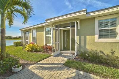 Cape Coral Condo/Townhouse For Sale: 2654 Anguilla Dr