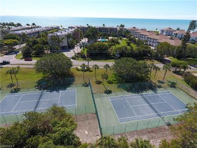 Captiva, Sanibel Condo/Townhouse For Sale: 1299 Middle Gulf Dr #232
