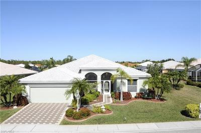 North Fort Myers Single Family Home For Sale: 20702 Mystic Way