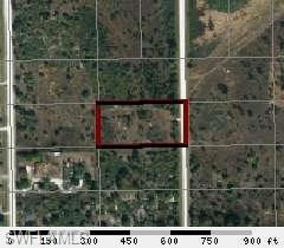 Clewiston Residential Lots & Land For Sale: 340 & 350 S Utopia St