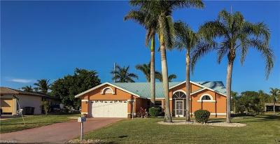 Cape Coral FL Single Family Home For Sale: $445,900