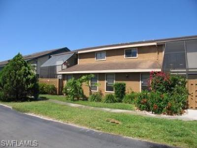 Fort Myers Condo/Townhouse For Sale: 8397 S Haven Ln