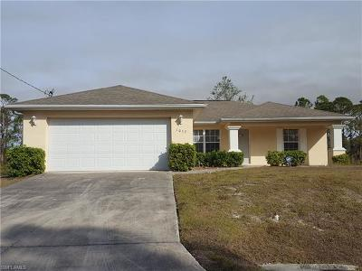 Lehigh Acres FL Single Family Home For Sale: $180,000