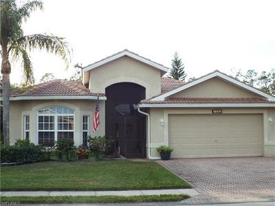 Fort Myers Single Family Home For Sale: 9640 Blue Stone Cir