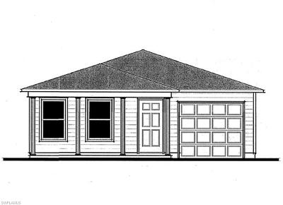 Lehigh Acres FL Single Family Home For Sale: $125,990