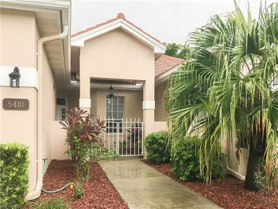 Fort Myers Condo/Townhouse For Sale: 5410 Peppertree Dr