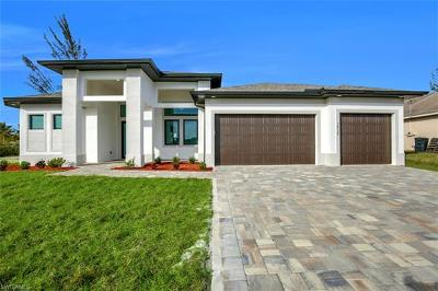 Cape Coral FL Single Family Home For Sale: $374,900