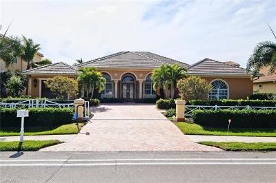 Cape Coral FL Single Family Home For Sale: $1,525,000