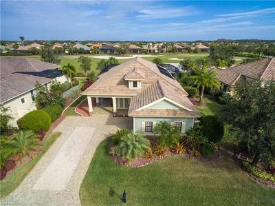 Fort Myers Single Family Home For Sale: 3490 Brantley Oaks Dr