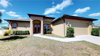 Cape Coral Single Family Home For Sale: 1426 SW 15th Pl