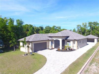 St. James City Single Family Home For Sale: 3840 Mango St