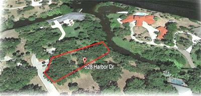 Residential Lots & Land For Sale: 628 Harbor Dr