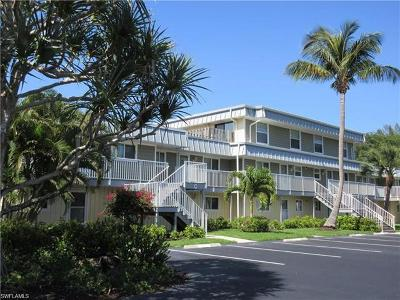Fort Myers Beach Condo/Townhouse For Sale: 7760 S Buccaneer Dr #A3