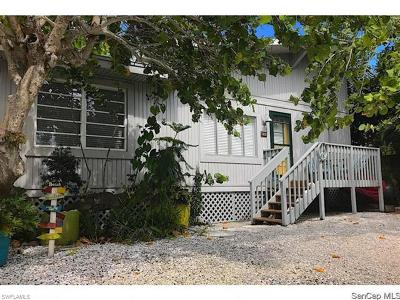 Sanibel Condo/Townhouse For Sale: 726 Donax St #9