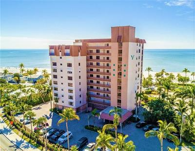 Fort Myers Beach Condo/Townhouse For Sale: 2810 Estero Blvd #711