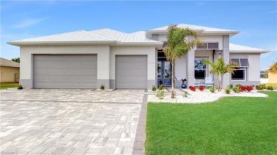 Cape Coral Single Family Home For Sale: 4226 SW 18th Pl