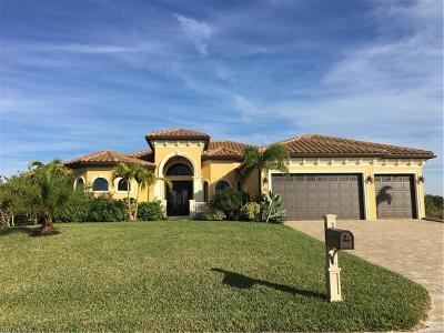 Cape Coral Single Family Home Pending With Contingencies: 111 NW 39th Ave