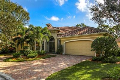Bonita Springs Single Family Home For Sale: 3071 Laurel Ridge Ct