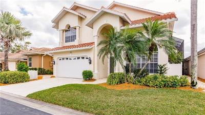 Fort Myers Single Family Home For Sale: 9556 Mariners Cove Ln