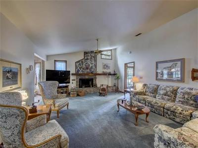 Single Family Home For Sale: 7239 Hendry Creek Dr