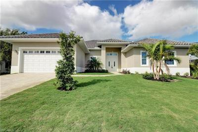 Cape Coral Single Family Home For Sale: 5358 Darby Ct