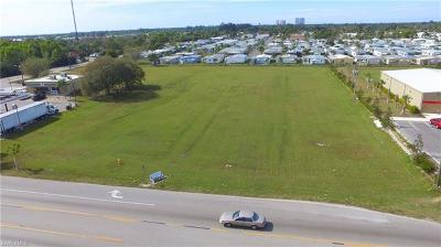 Fort Myers Commercial Lots & Land For Sale: 1310 Ortiz Ave