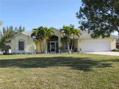 Cape Coral Single Family Home For Sale: 1226 SW 39th St