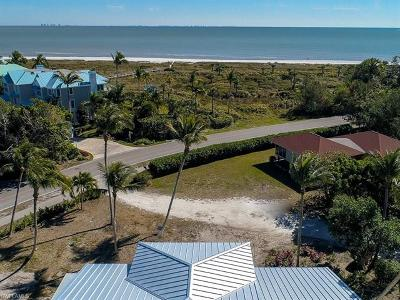 Sanibel Single Family Home For Sale: 460 E Gulf Dr