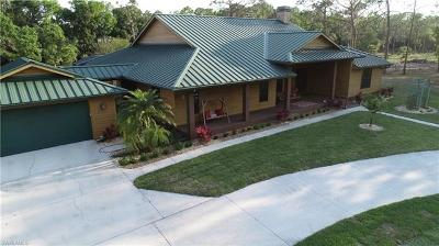 Single Family Home For Sale: 20200 Persimmon Ridge Rd