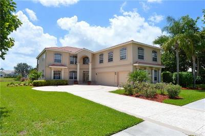 Fort Myers Single Family Home For Sale: 12711 Allendale Cir