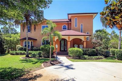 Fort Myers Single Family Home For Sale: 6628 Magnolia Ln
