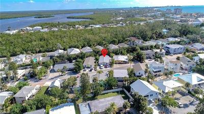 Fort Myers Beach Multi Family Home Pending With Contingencies: 230 Fairweather Ln