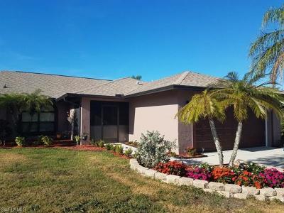 Naples Single Family Home For Sale: 927 Saint Andrews Blvd