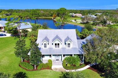 Fort Myers Single Family Home For Sale: 12101 Nokomis Ct