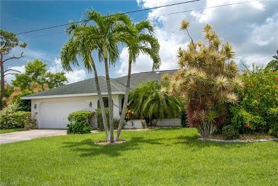 Cape Coral Single Family Home For Sale: 1202 SE 21st Ave