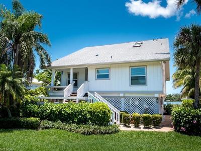 Sanibel Single Family Home For Sale: 9027 Mockingbird Dr