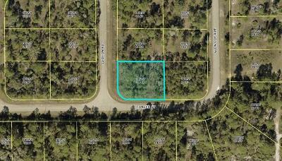 Lehigh Acres FL Residential Lots & Land For Sale: $6,500