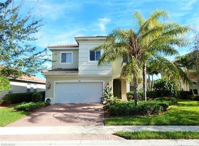 Cape Coral Single Family Home For Sale: 3429 Dandolo Cir