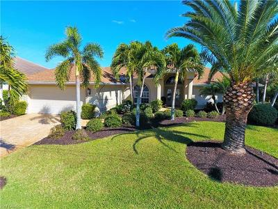 Cape Coral Single Family Home For Sale: 5131 SW 19th Ave