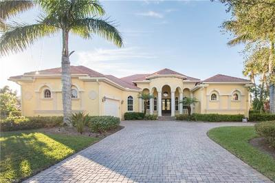 Fort Myers Single Family Home For Sale: 12780 Mossy Bend Cir