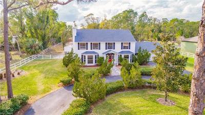 Cape Coral Single Family Home For Sale: 17131 Pleasure Rd
