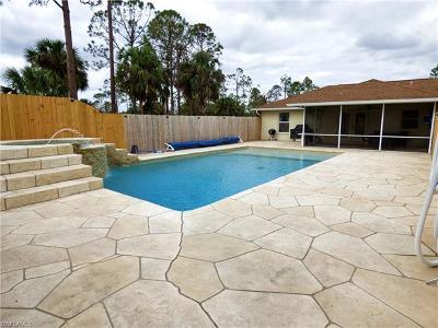 Naples Single Family Home For Sale: 2626 10th Ave NE