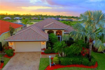 North Fort Myers Single Family Home For Sale: 20750 Tisbury Ln
