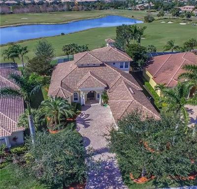 Fort Myers Single Family Home For Sale: 9650 Monteverdi Way