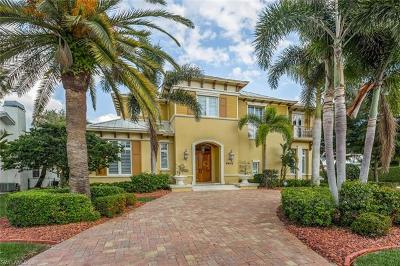 Fort Myers FL Single Family Home For Sale: $1,650,000