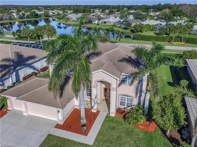 Fort Myers Single Family Home For Sale: 12732 Kedleston Cir